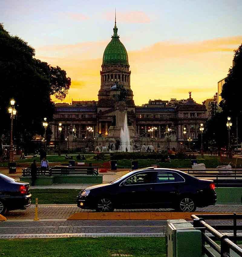 No Centro existem muitas opções de Hotéis em Buenos Aires