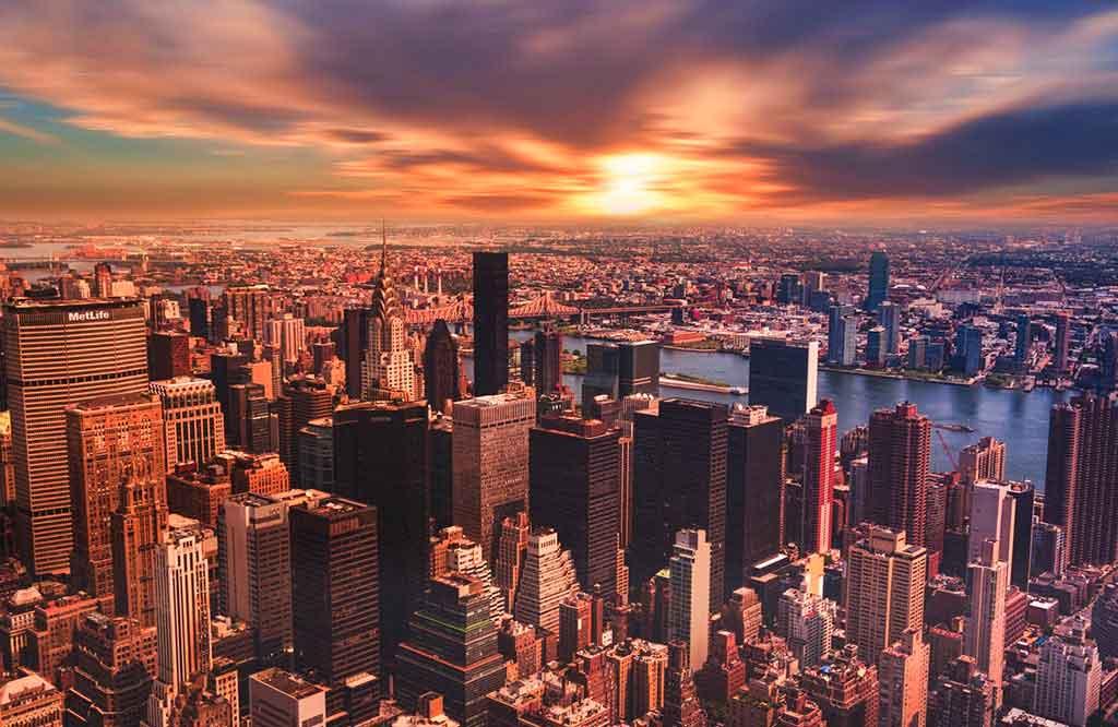 Hospedar em Nova York