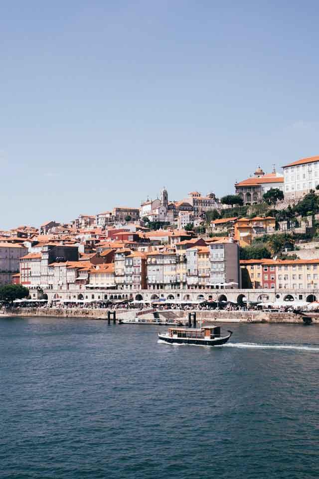 Hospedagem em Porto, Portugal