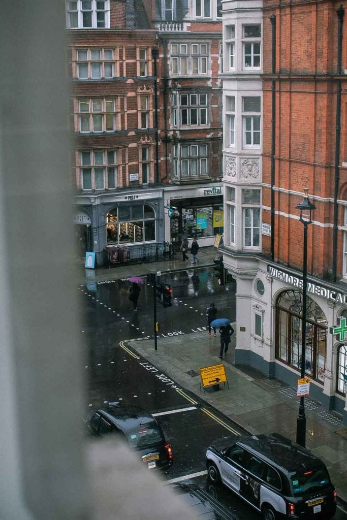 Marylebone em Londres