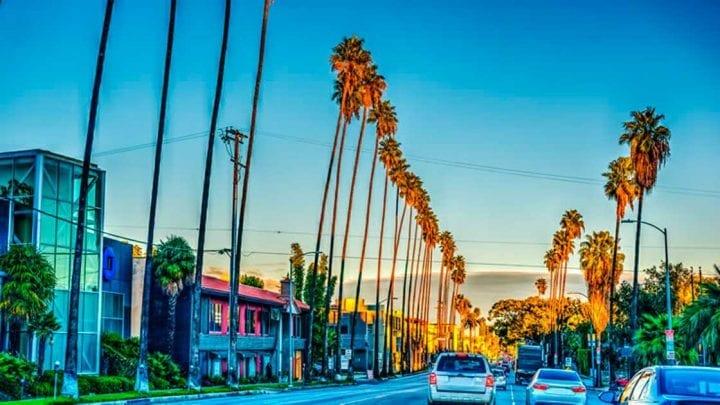 Hotéis em Los Angeles