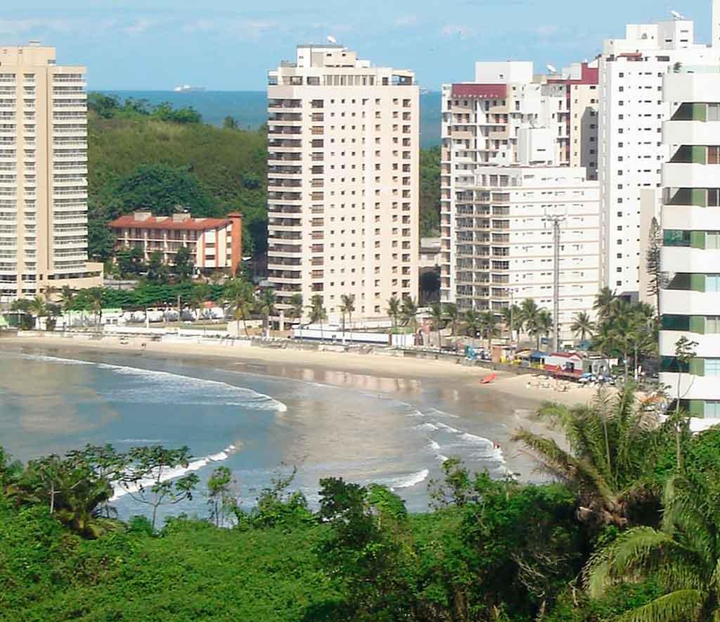 Hotéis no Guarujá