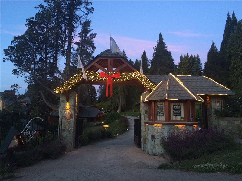 Charming Luxury Lodge & Private Spa - Hotéis em Bariloche