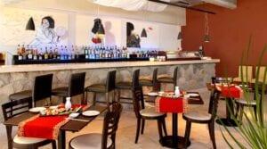 Cacique Inacayal Lake Hotel Spa restaurante