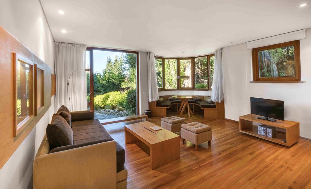 Design Suites Hoteis em Bariloche 4 estreas Estar intimo