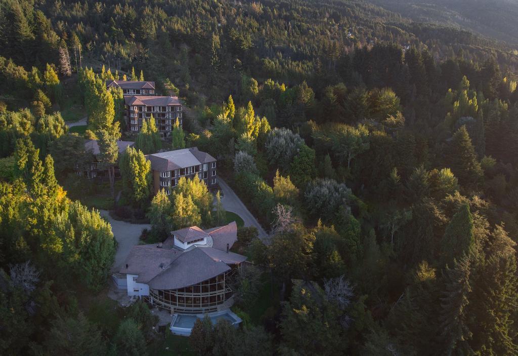 Design Suites Hoteis em Bariloche 4 estreas Vista aerea