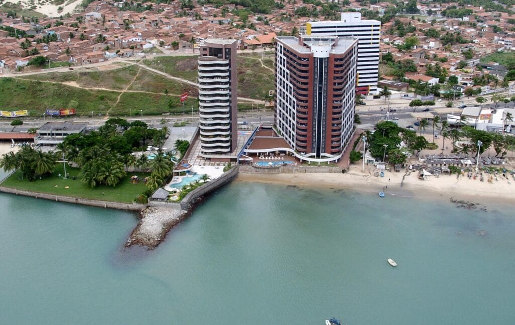 Hotéis Baratos em Fortaleza - Iate Plaza Hotel