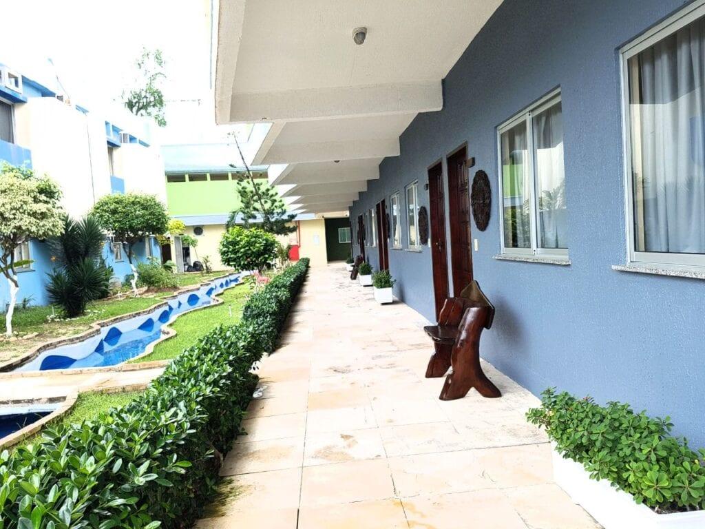 Hotéis Baratos em Fortaleza - Marbello Ariaú Hotel