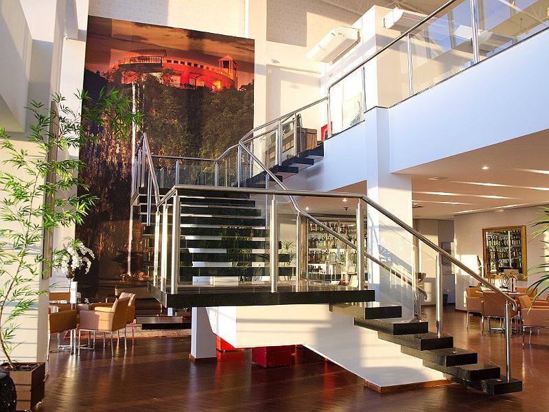 Hotéis baratos em Curitiba Bristol Portal do Iguaçu