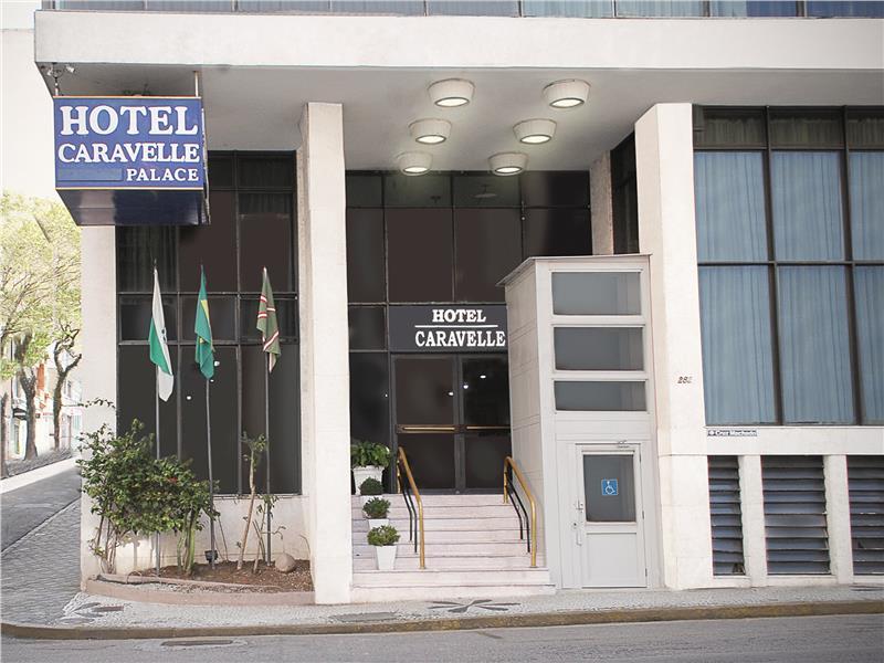 Hotéis baratos em Curitiba Caravelle Palace Hotel