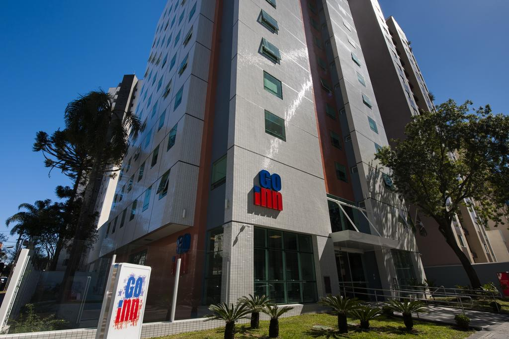 Hotéis baratos em Curitiba Go Inn Curitiba