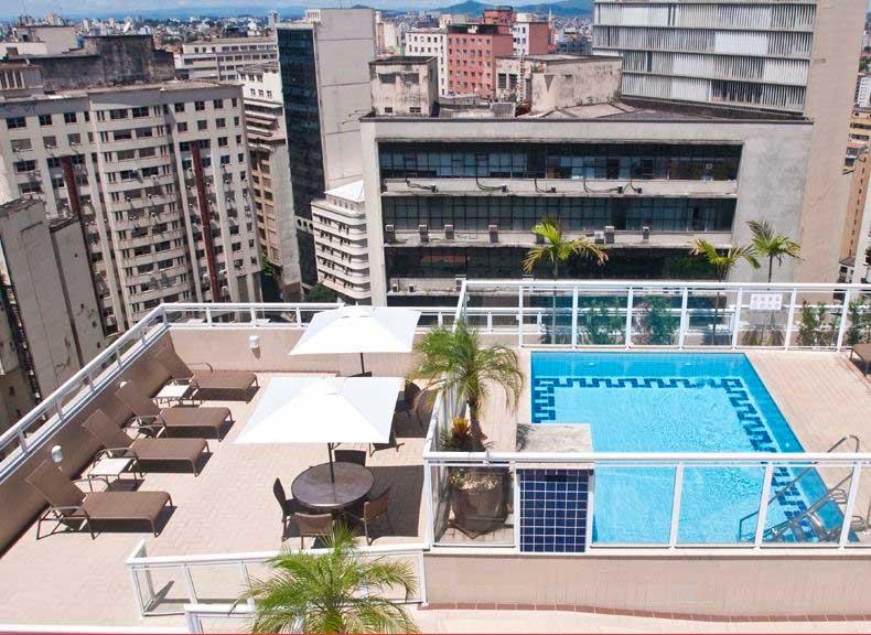 Hotéis em Belo Horizonte Normandy