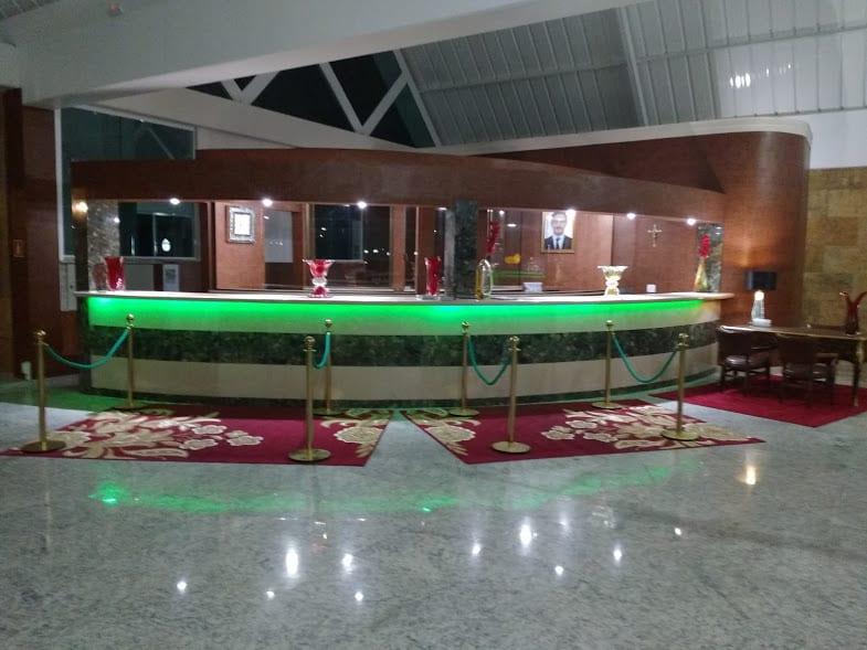Hotel Dan Inn em Campos do Jordão