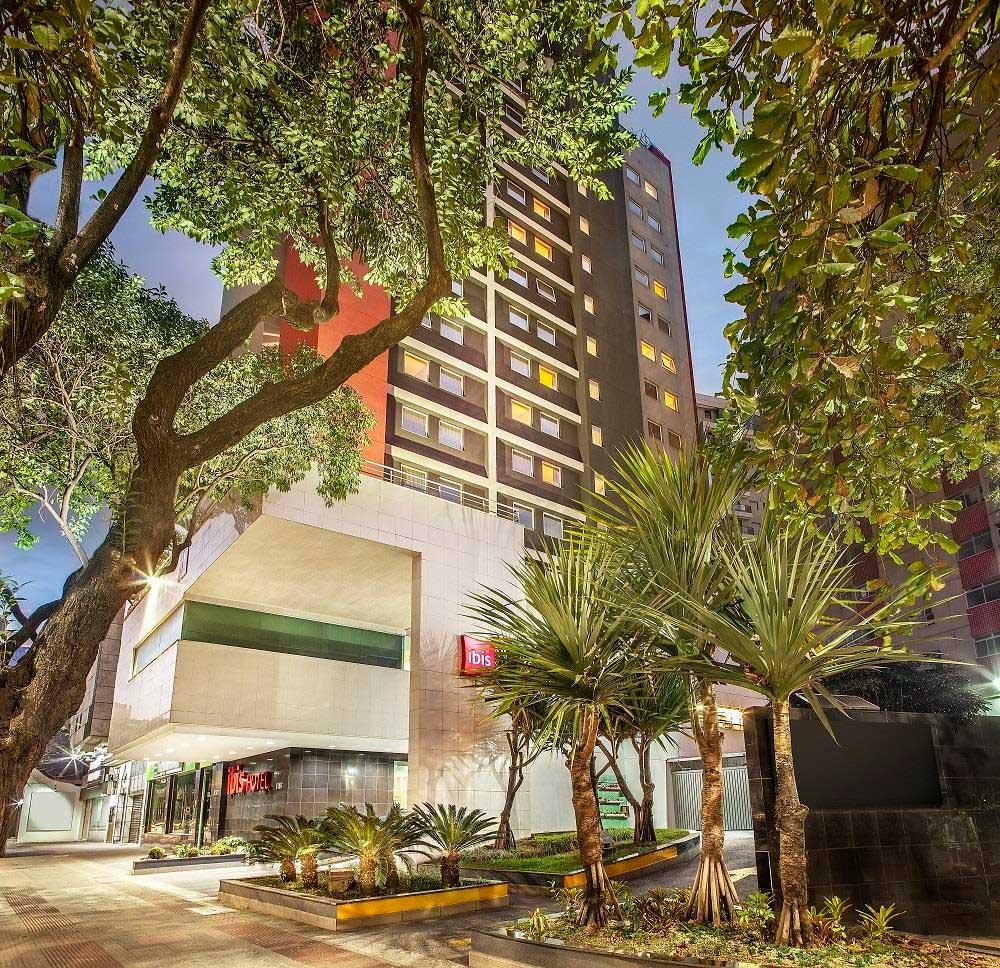 Hotéis em Belo Horizonte - Ibis Savassi