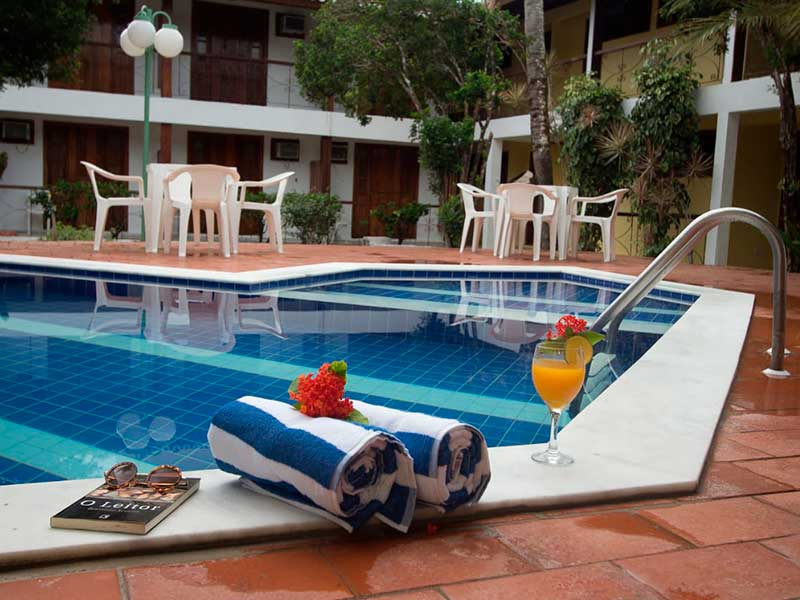 Hotel Chauã em Porto Seguro - Hotéis baratos em Porto Seguro