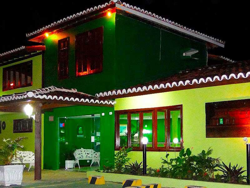 Green Porto Hotel em Porto Seguro - Hotéis baratos em Porto Seguro