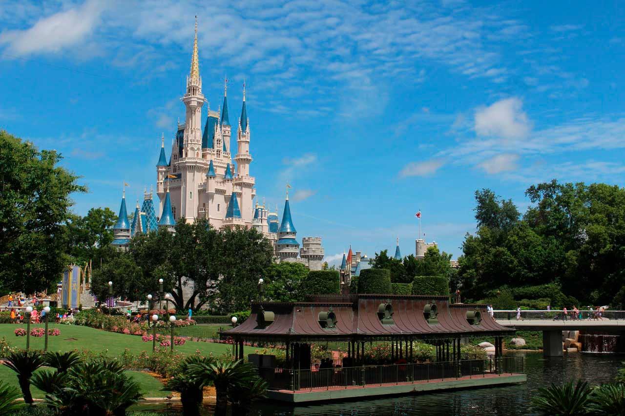 Hotéis da Disney