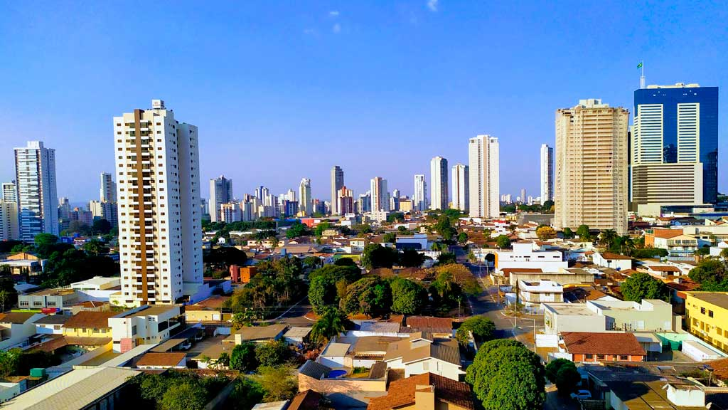 Hotéis em Goiânia