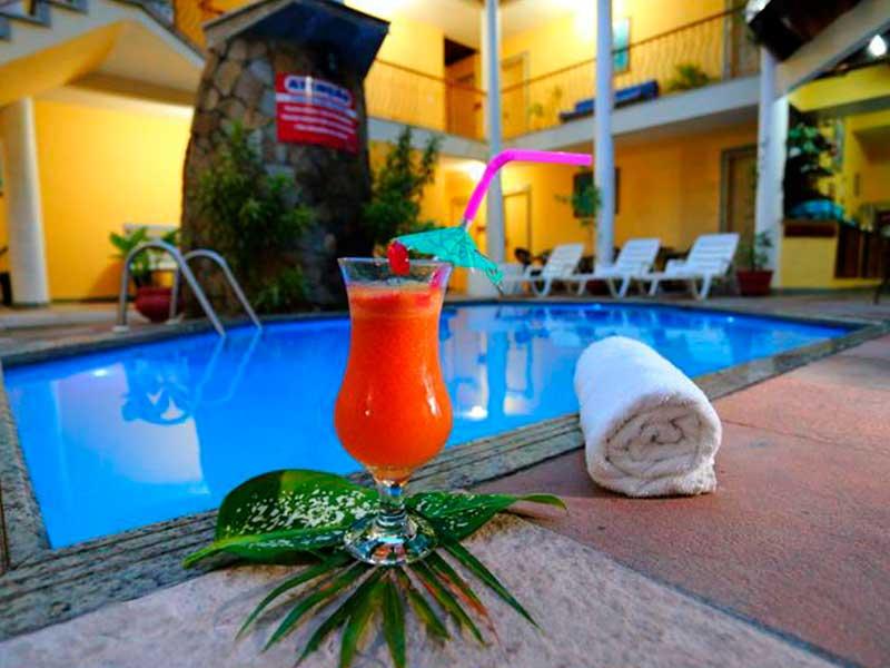 Marlim Porto Hotel - Hotéis baratos em Porto Seguro