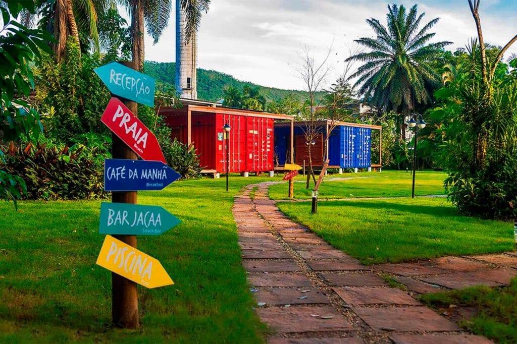 Pousada Vila Jacaa, Ubatuba