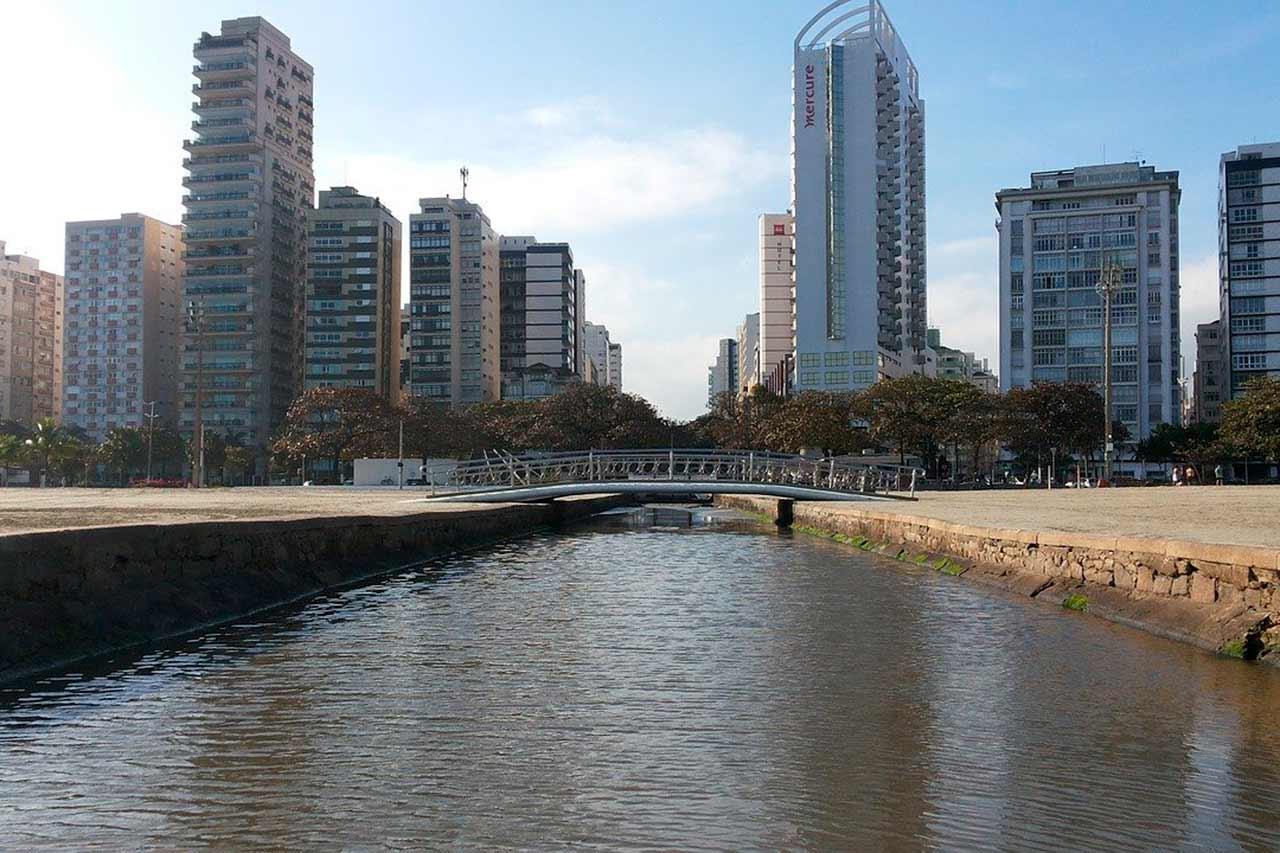 Pousadas em Santos