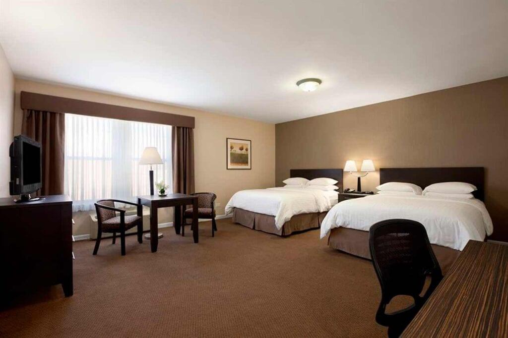 Hotel Versey Days Inn By Wyndham Chicago Mapa