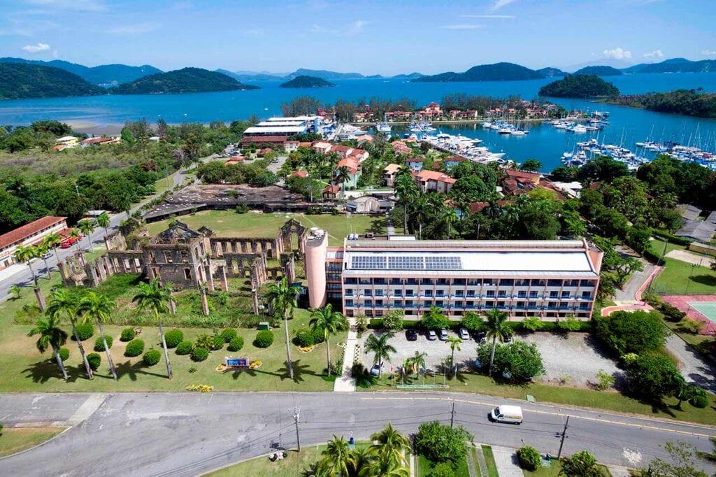 Hoteis em Angra dos Reis Hotel Samba