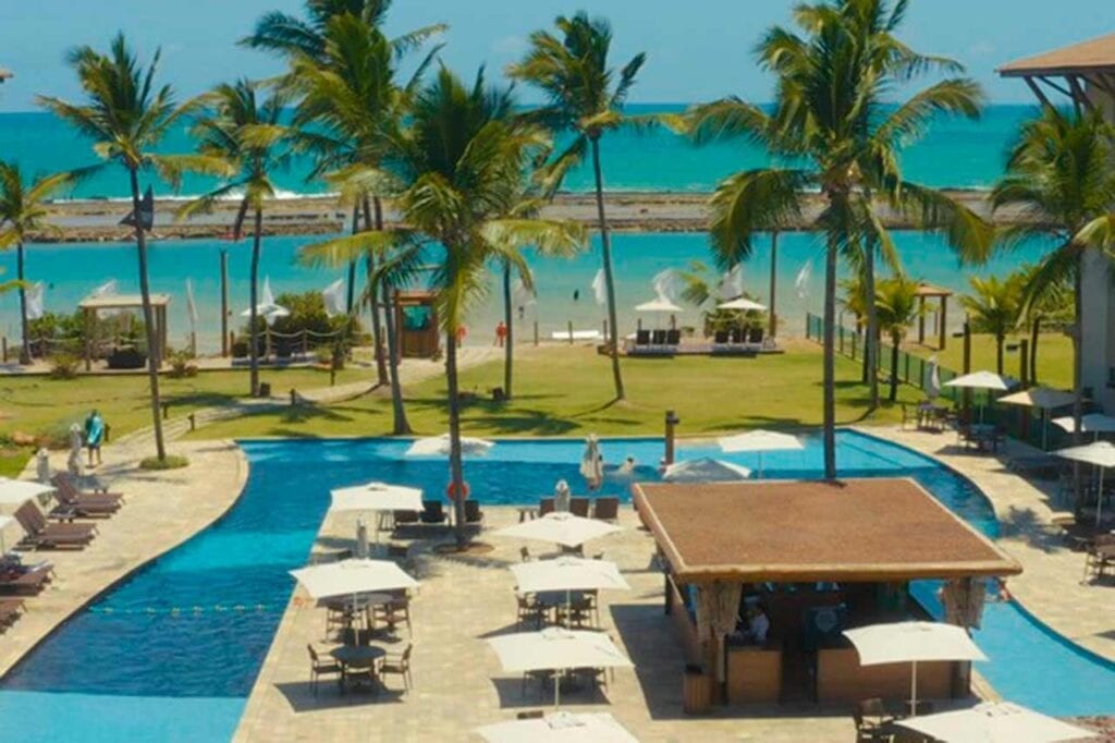 Hotéis em Ipojuca Samoa Beach Resort
