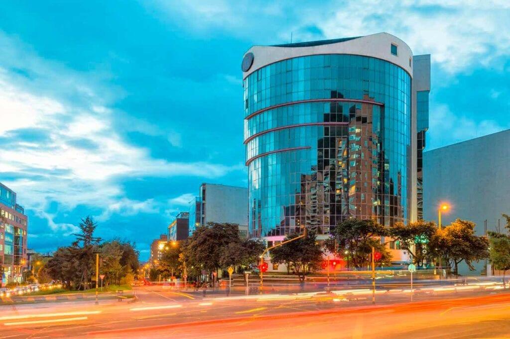Onde ficar em Bogotá Hotel Regency Usaquen