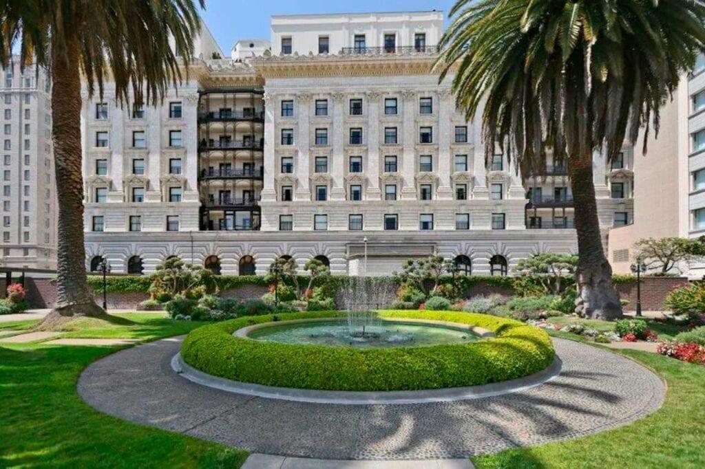 Onde ficar em San Francisco Fairmont