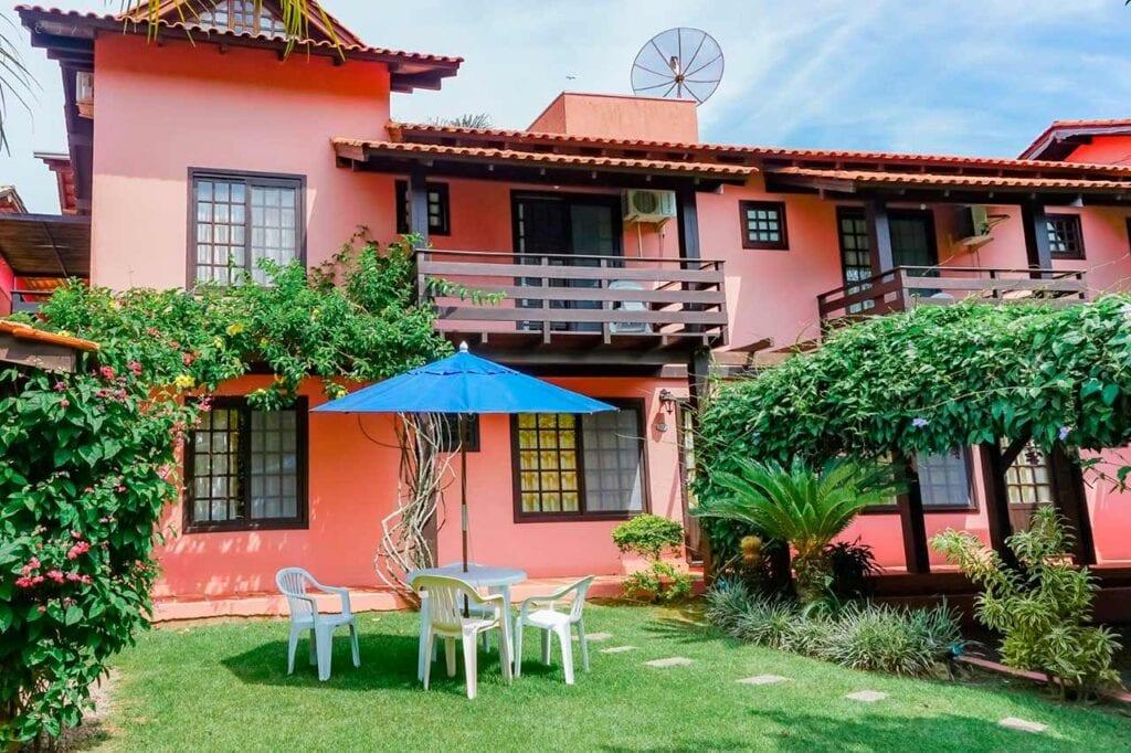 Pousadas em Bombinhas Residencial Bahia Do Sonho