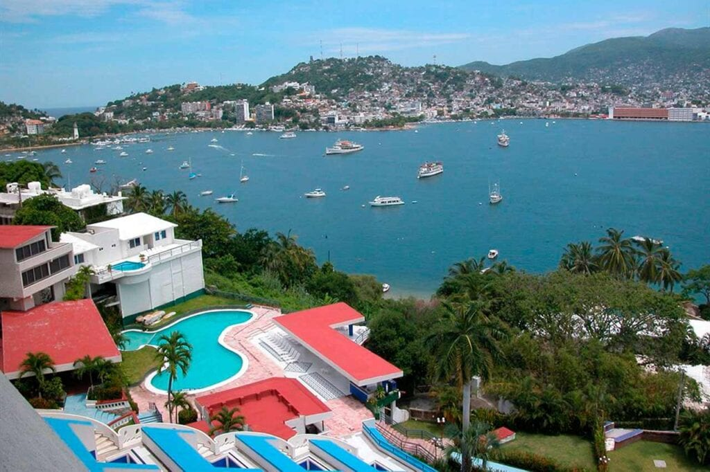 Praias de Acapulco: Hotel Aristos