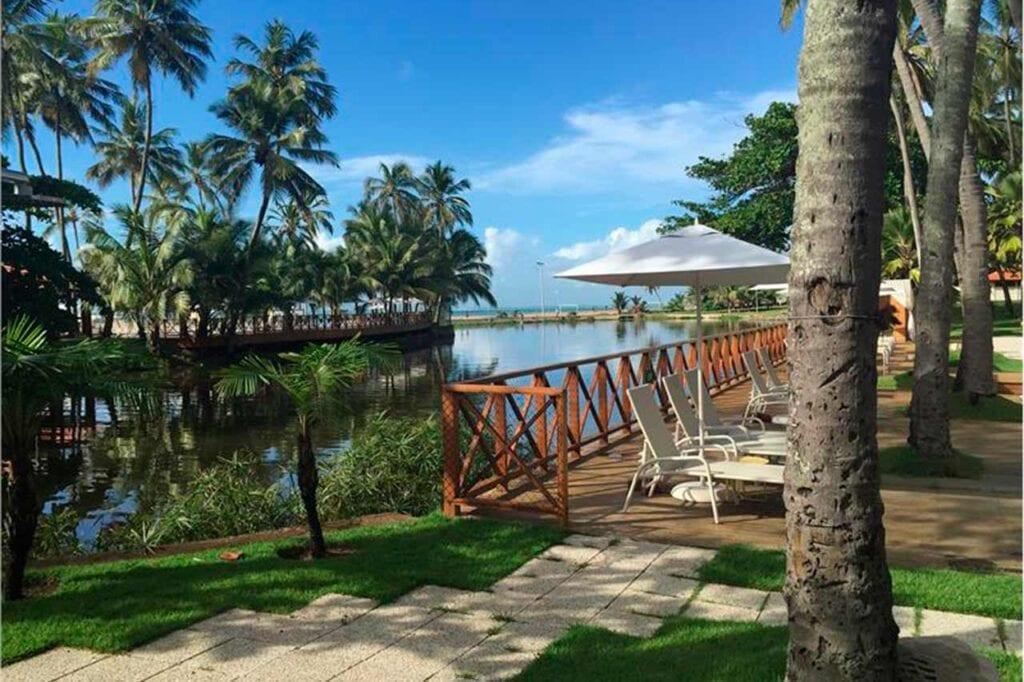 melhores hotéis do brasil Jatiuca Resort Hotel alagoas