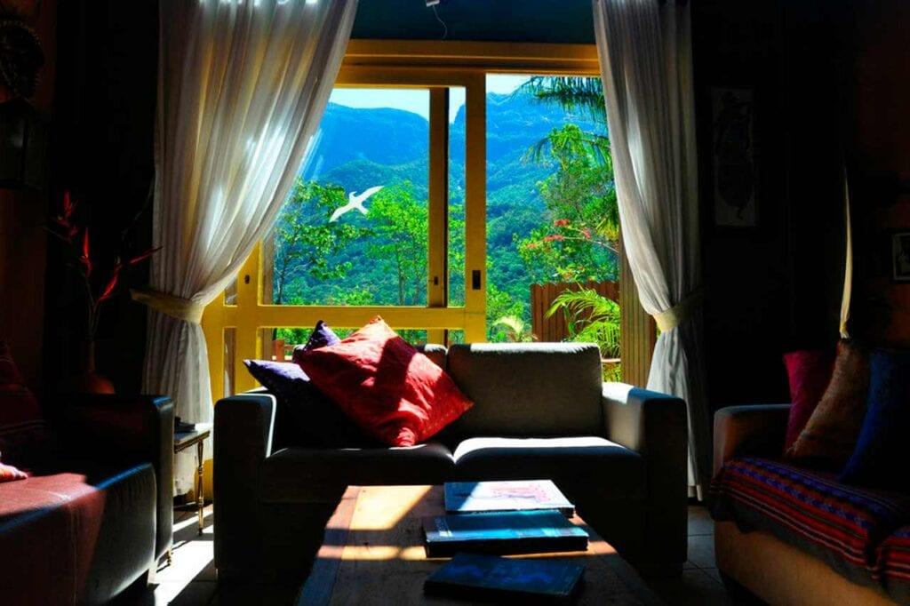 melhores hotéis do brasil Pedra Afiada Refúgio Ecológico santa catarina