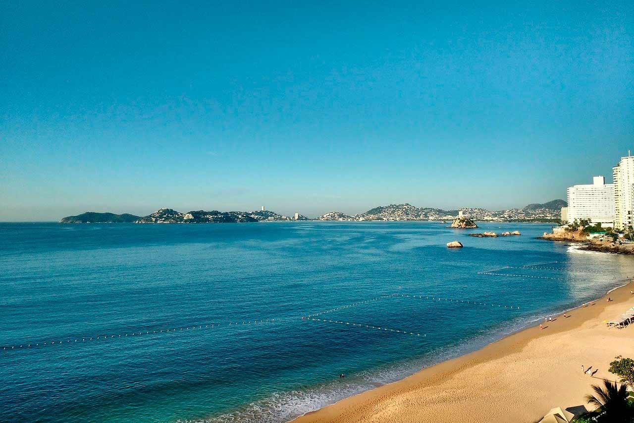 praias de acapulco