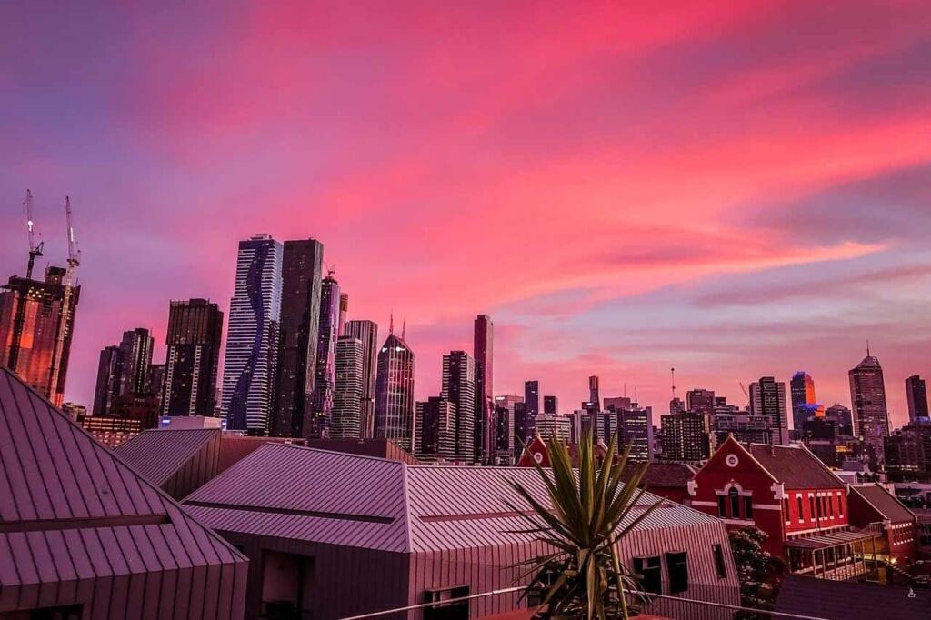 Porque Melbourne é a melhor cidade para se viver?