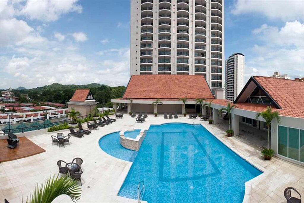 Como encontrar Hotéis na Cidade do Panamá?
