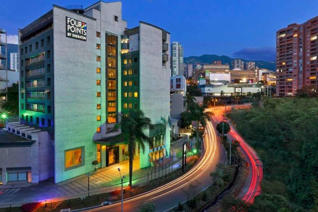 Hotéis em promoção em Medellin com ElQuarto!