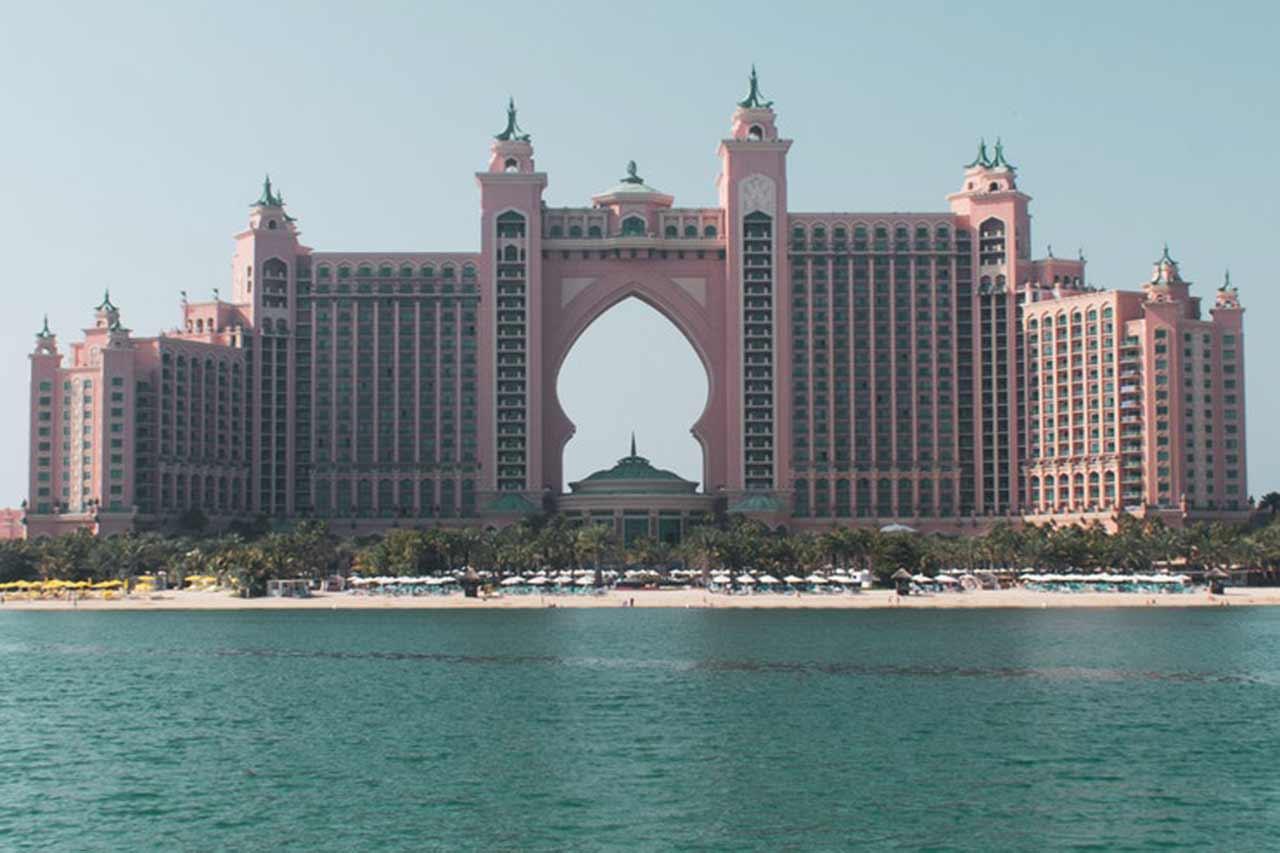 Onde fica Dubai
