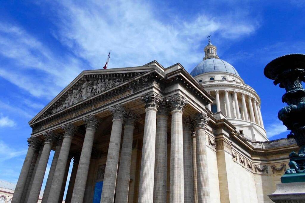 Pontos turísticos de Paris: Panteão de Paris