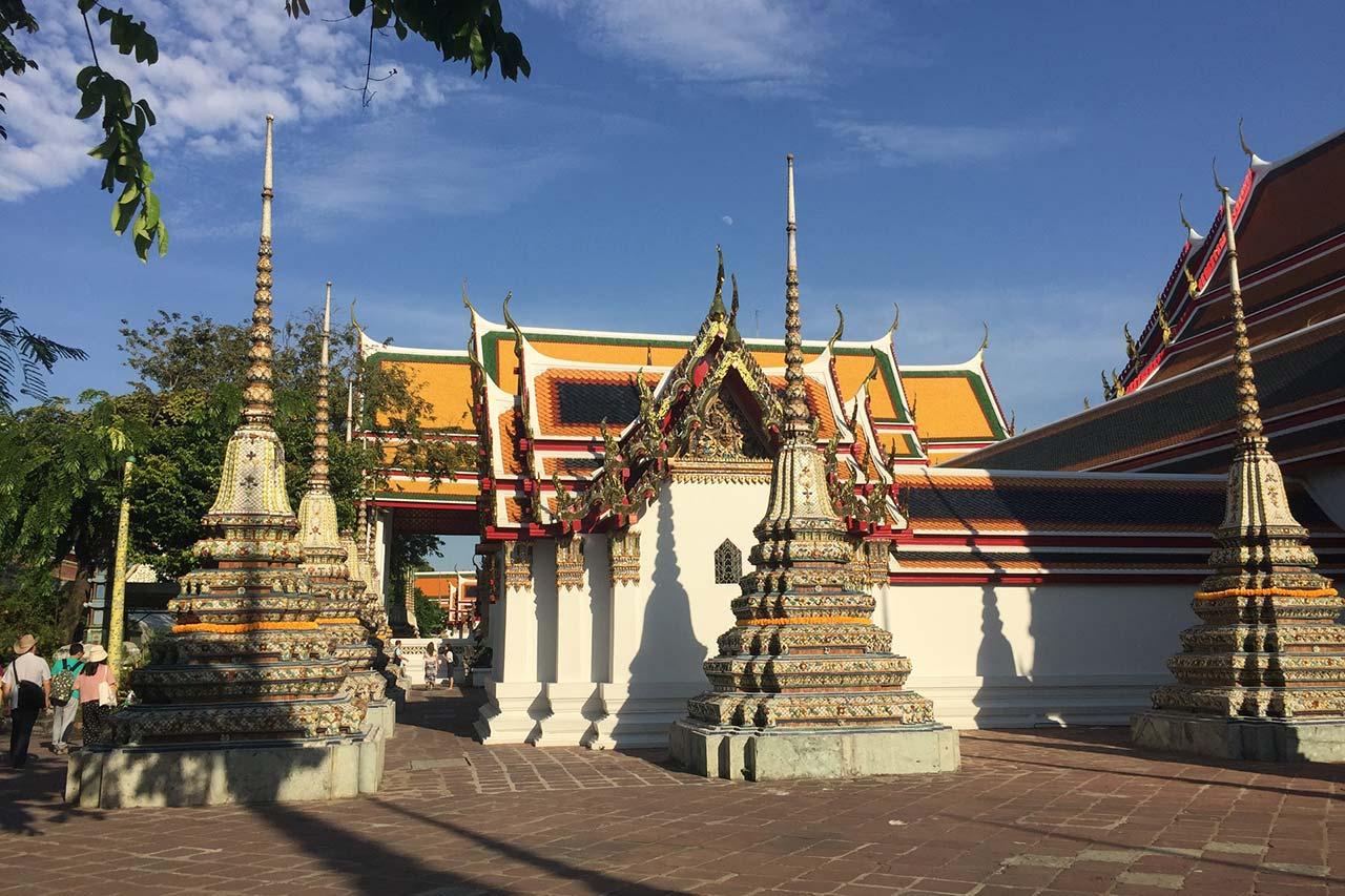 Capital da Tailândia