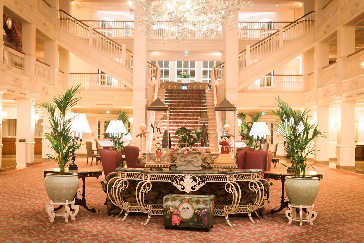 Hotéis temáticos