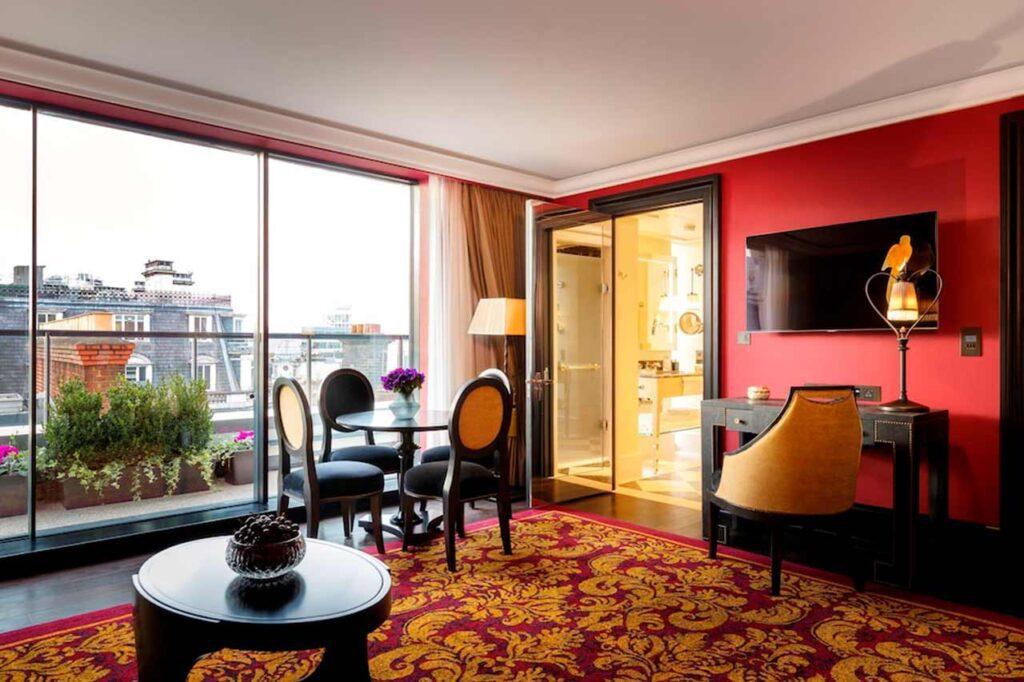 Onde fica Londres: melhores hotéis na cidade!