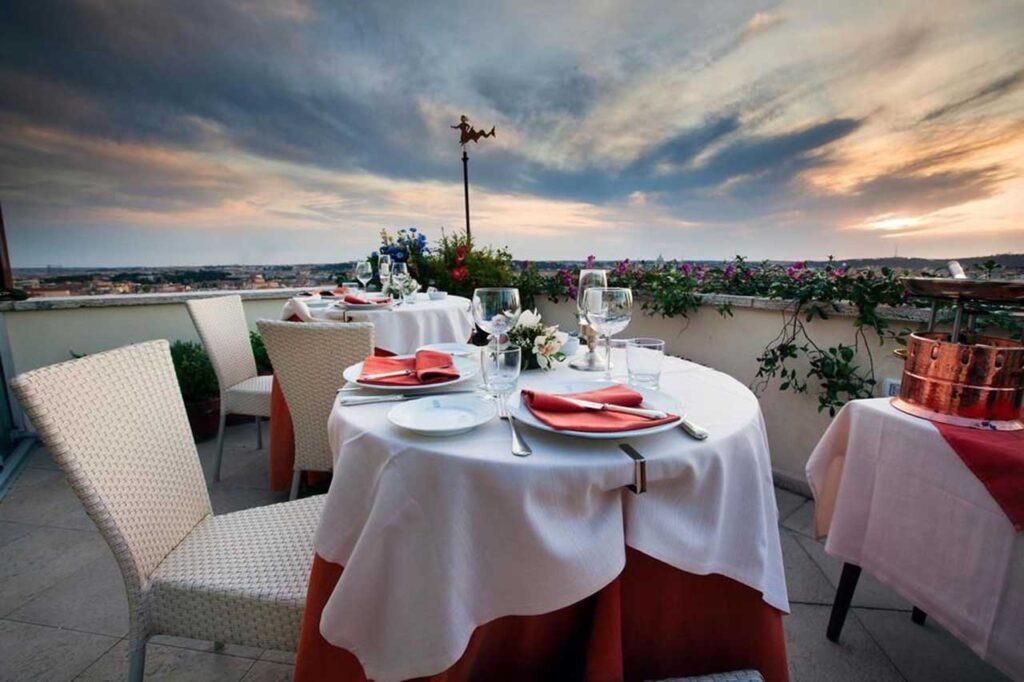Promoção de hotéis em Roma no ElQuarto!