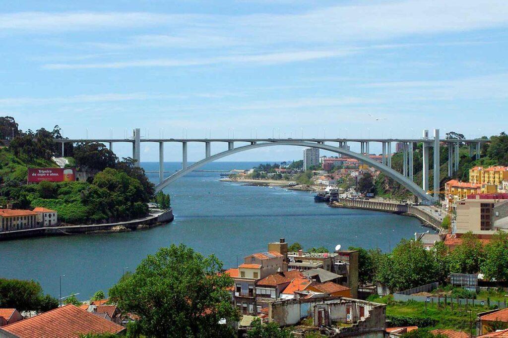 Ponte D Luis I