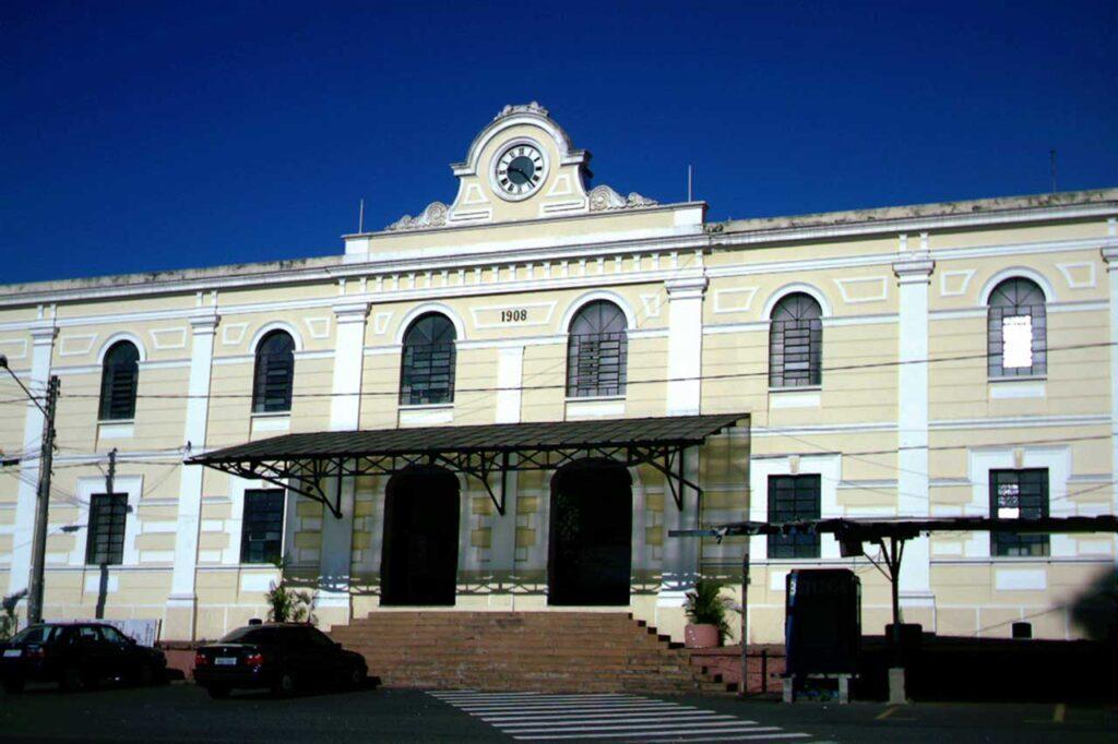 Estação Ferroviária de São Carlos