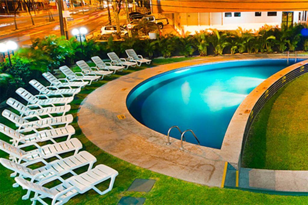 Encontre ofertas de hotéis em Fortaleza no ElQuarto!