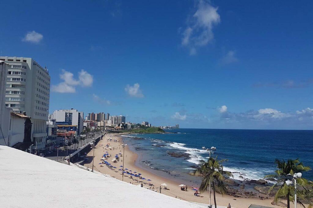 Melhores praias de Salvador
